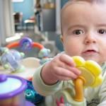 Nettoyer les jouets de votre bébé