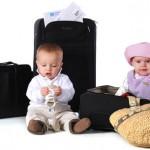 Voyager avec son bébé en avion